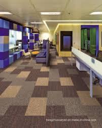 carpet tiles home. Office Hotel Home Modular Commercial Nylon / PP Carpet Tile Tiles