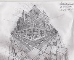 perspective drawings of buildings. Fine Buildings 2 Point Perspective Buildings By Xxxxxsvkxxxxx  For Perspective Drawings Of Buildings D