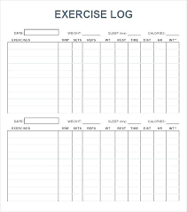 work out sheet for the gym gym log book template gym log book template printable