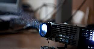 diy projector ideas for your home
