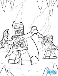 Lego Batman And Joker Coloring Page C4p At Batmobile Pages