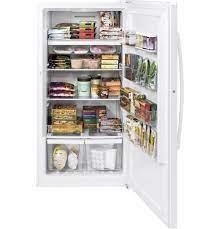 GE - FUF17DLRWW - GE® 17.3 Cu. Ft. Frost-Free Upright Freezer | Albo  Appliance in Maple Shade, Mt. Holly & Audubon, NJ