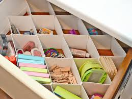 Diy Kitchen Drawer Dividers Easy Stylish And Functional Diy Drawer Dividers Diy Network