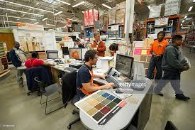Small Picture Home Depot Profit Meets Analysts Estimates on Cost Cuts Photos