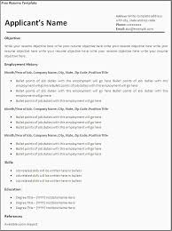 Free Resume Templates To Print Out Fresh Bunch Ideas Free Print Out