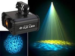 halloween lighting effects machine. American DJ (2) H20 LED Water Ripple Effect Light \u0026 Dyno Fog II Smoke Machine W/ Fluid Package Halloween Lighting Effects