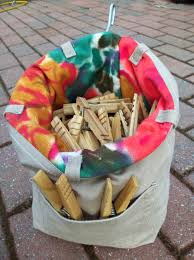 excellent clothespin bags
