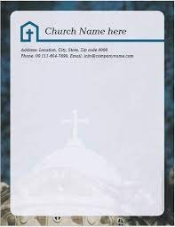 Check spelling or type a new query. 5 Best Ms Word Church Letterhead Templates Word Excel Templates