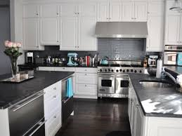 Off White Kitchen Cabinets With Granite Countertops Home Copper
