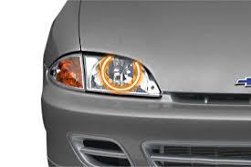 Cavalier Fog Lights Halo Kits By Vehicle