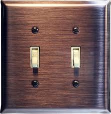 copper outlet covers. Unique Outlet Brushed Copper Switch Plates And Outlet Covers