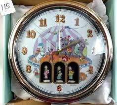 linden wall clock linden wall clock linden wall clock maestro circus motif melody motion round linden linden wall clock