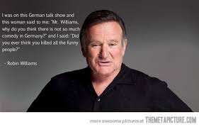 Print Page And I Quote Unique Obscure Robin Williams Quotes