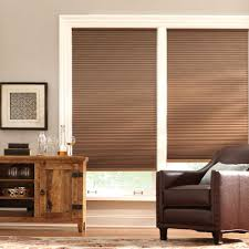 home decorators collection mocha 9 16 in blackout cordless