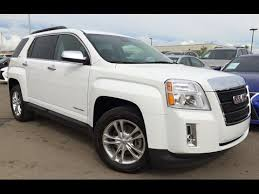 gmc 2015 terrain white. Modren White Pre Owned White 2013 GMC Terrain AWD 4dr SLT1 In Depth Review   Lloydminster Alberta On Gmc 2015 E