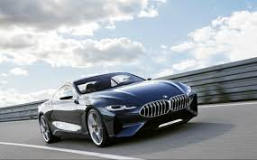 New BMW 8-series luxury coupé will go on sale in 2018