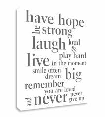 personalized inspirational canvas wall art theme wallpaper white motivational have hope be strong laugh loud and on motivational wall art for home with wall art designs christian poster inspirational canvas wall art