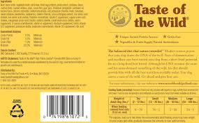 Taste Of The Wild High Prairie Grain Free Canned Dog Food
