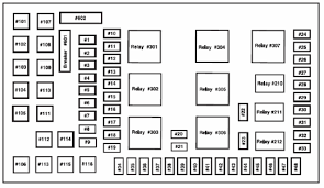ford f450 fuse box diagram ford wiring diagrams online