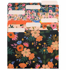 4 i m gagging over the beauty of these bouquet file folders from paper co they are just basic file folders but they would look magnificent