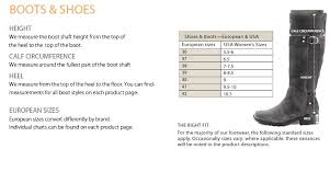 Womens Jambu Marisol Flats Shoe Size Chart Shoe Boots