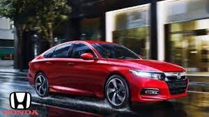 2019 Red Honda Accord Sport Price And Review From 2019 Honda Accord Interior Exterior And Drive Of The Honda Accord Sport Honda Accord 2018 Honda Accord