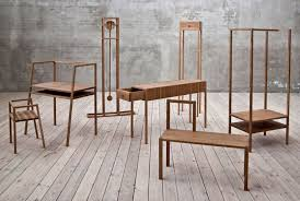 Oak A Collaborative Activity Between 40 Students From Lund Inspiration Furniture Design University