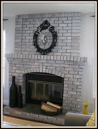 How To Expose Brick 7 Steps With Pictures  WikiHowHow To Clean Brick Fireplace