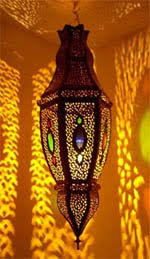 moroccan outdoor lighting. Andalusia Brass Chandelier Moroccan Outdoor Lighting