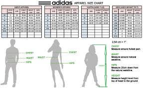 adidas sizing chart adidas size chart dreshnik eu