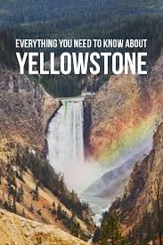the best of yellowstone national park your essential guide to attractions day hikes