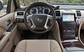 2012 Cadillac Escalade Interior Photo #43795157 - Automotive.com