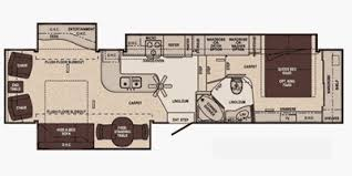 carriage rv floor plans