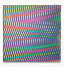 Moire Pattern Fascinating EyePopping Moiré Pattern Paintings By Anoka Faruqee