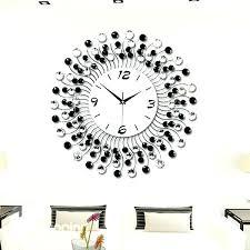 wall clocks target decorative wall clocks target modern large 1 large digital wall clock target