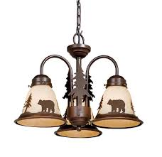 bozeman 3l light kit burnished bronze bear