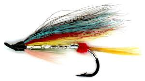 Salmon Fly Patterns Beauteous The Silver Wilkinson Salmon Single Hook Fly