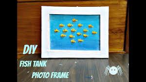 diy fish tank in a frame craft craftosphere ep 2