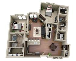 4 Bedroom Apartments In Maryland Plans Custom Inspiration Design