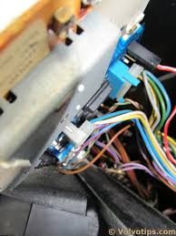 how to repair the 740 odo & tripmeter volvotips 1989 Volvo 240 Wiring Diagrams at Volvo 240 Instrument Cluster Wiring Diagram