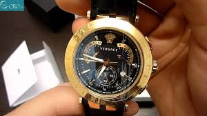 Youtube - 23c80d008s009 gr Mens Versace Concept E-oro Watch
