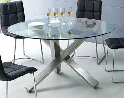 Homemade Dining Room Table Beauteous Glass Table Base Ideas Eljusticieroco
