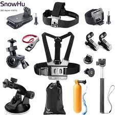 <b>SnowHu for Gopro Accessories</b> Streamlined edition set for go pro ...