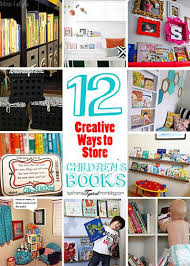 these 12 creative ways to children s books are great now i have to decide which one to choose to do for my home homedecor organization kids