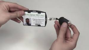 By Holder Card Youtube 2 Open-faced Black - Specialist Ah-150 Rigid Id