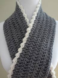 Double Crochet Scarf Patterns Mesmerizing Fiber Flux Free Crochet PatternIngrid Scarf