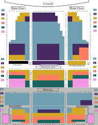 Michigan Theater Seating Chart Pricing Subscriptions Ann Arbor Symphony Orchestra