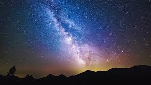 galaxy backround the milky way galaxy moving stock footage video 100 royalty free