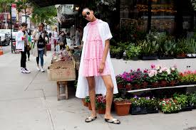 Man Repeller How To Wear The Big Summer 2017 Eyelet Trend