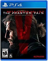 Metal Gear Solid V: The Phantom Pain - PlayStation 4 ... - Amazon.com